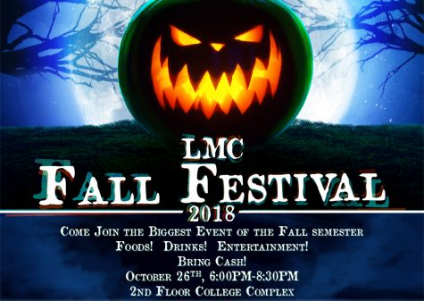 Fall festival to scare on Friday