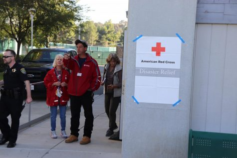 LMC shelters Bay Point evacuees