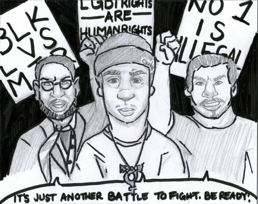 Editorial cartoon - 10/26/18
