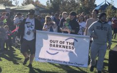 Oakley walks 'out of the darkness'