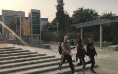 Air quality forces campus closure