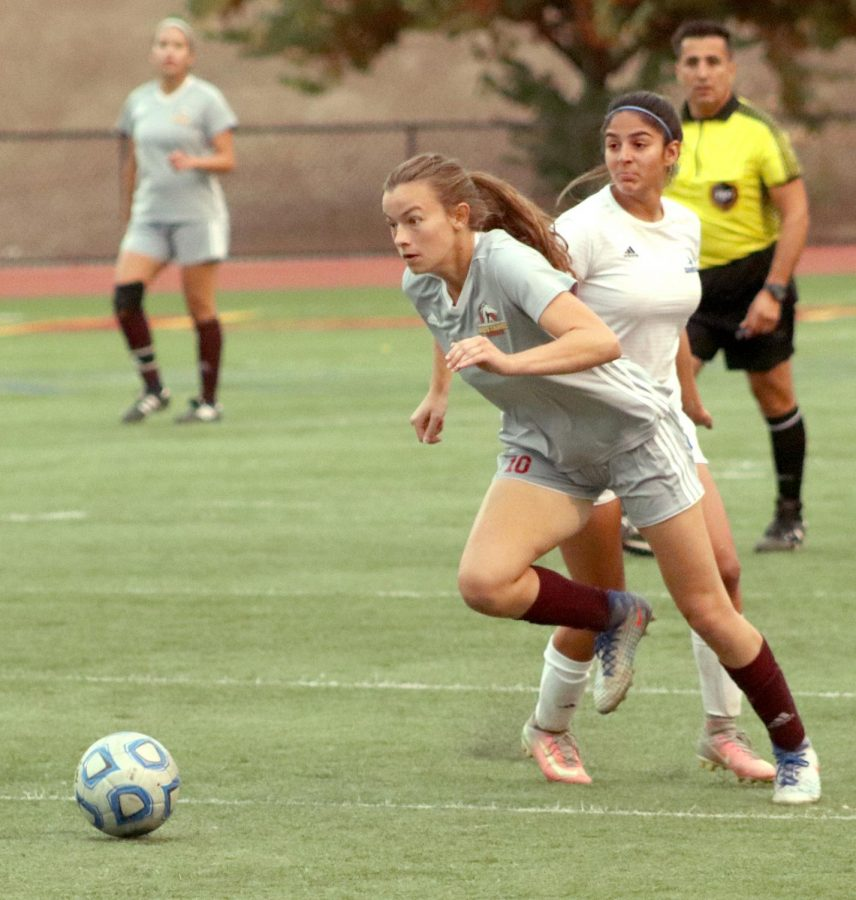 Women's soccer season, a historic turnaround