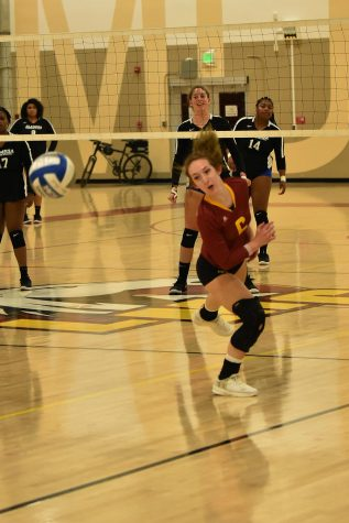 LMC women's volleyball aims for playoffs