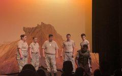 'Ajax' debuts at California Theater