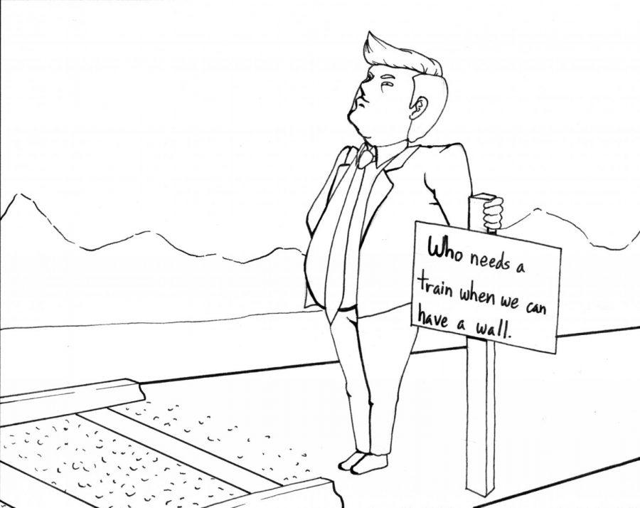 Editorial Cartoon 3/1/19