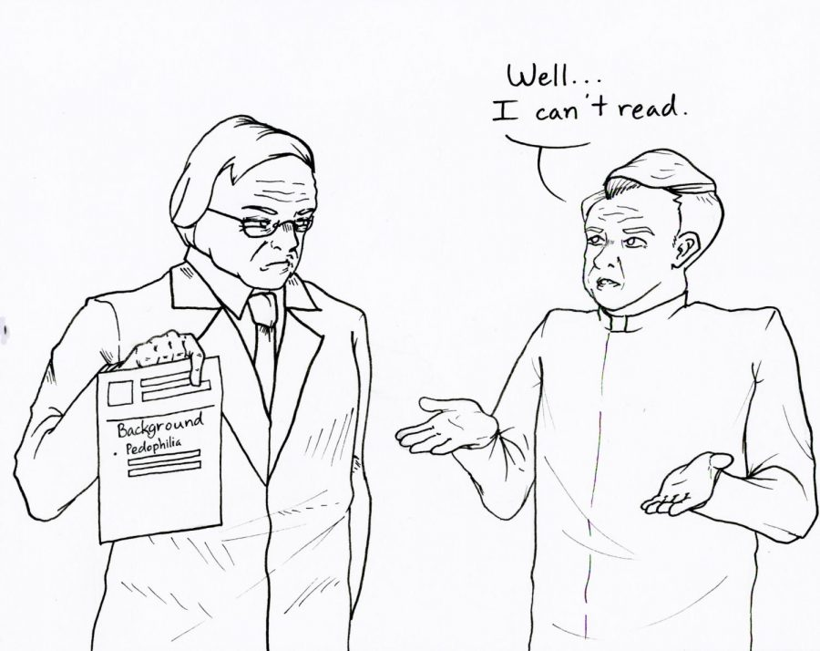 Editorial Cartoon 3/22/19