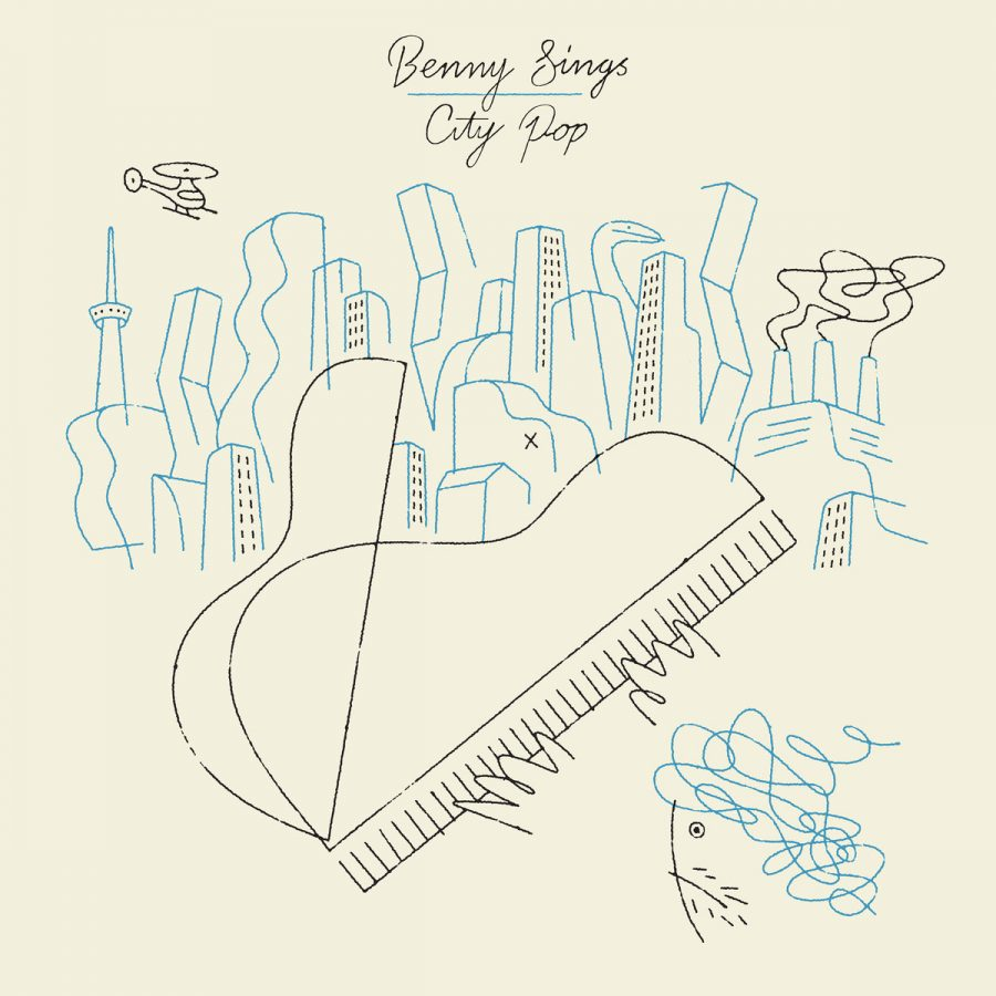 Benny Sing's new album is dreamy