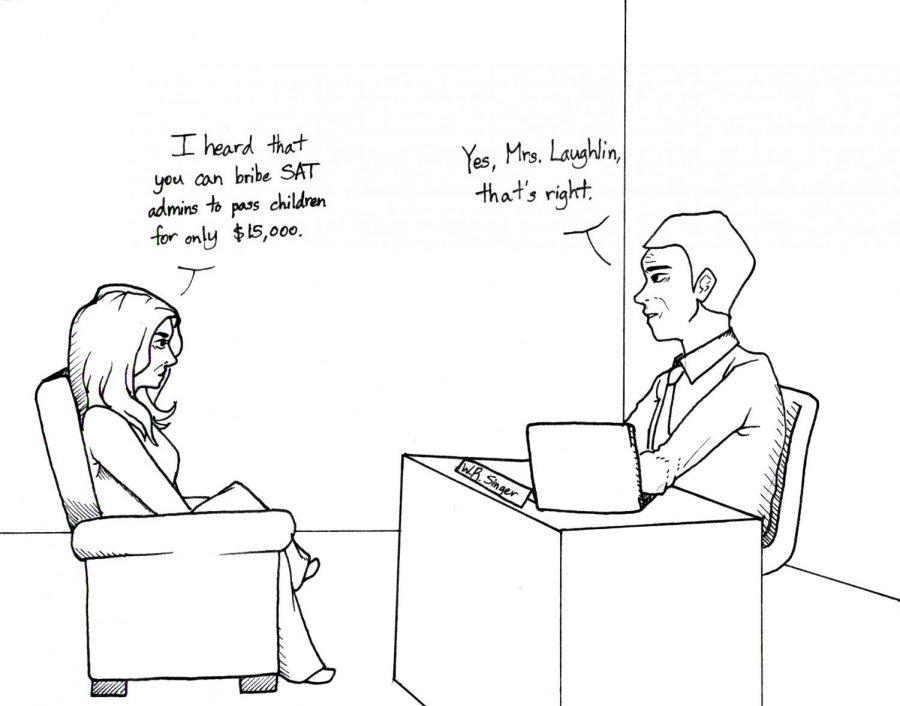 Editorial Cartoon 3/15/19