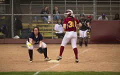 Softball dominates in double header