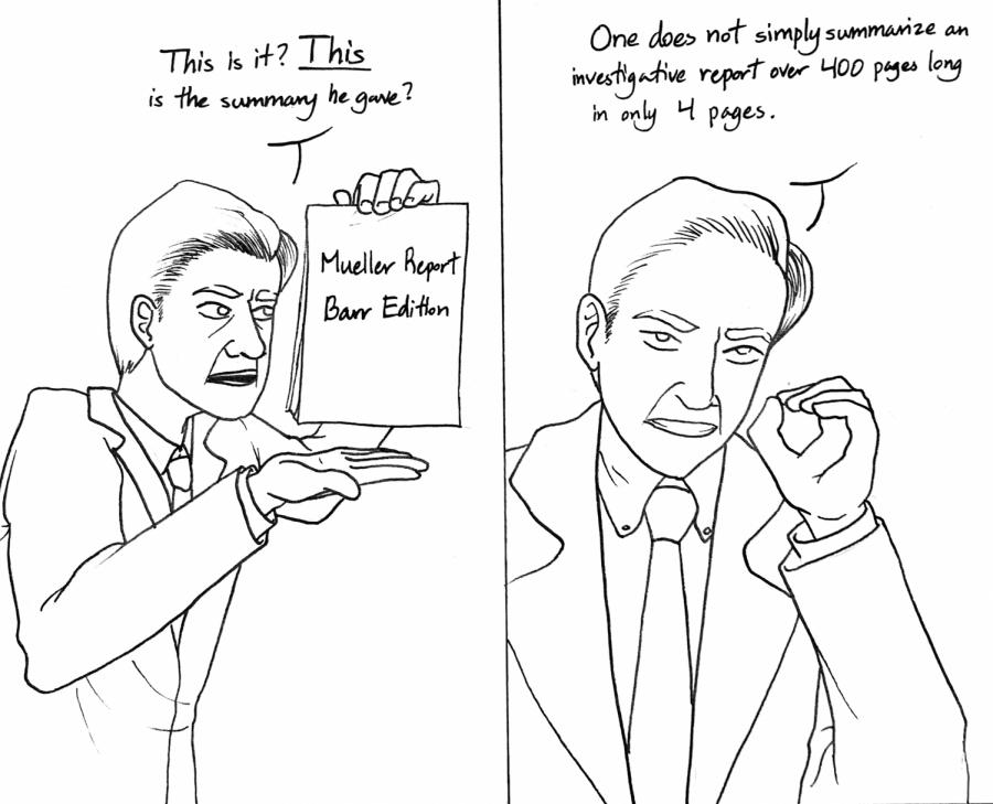 Editorial Cartoon 4/19/19