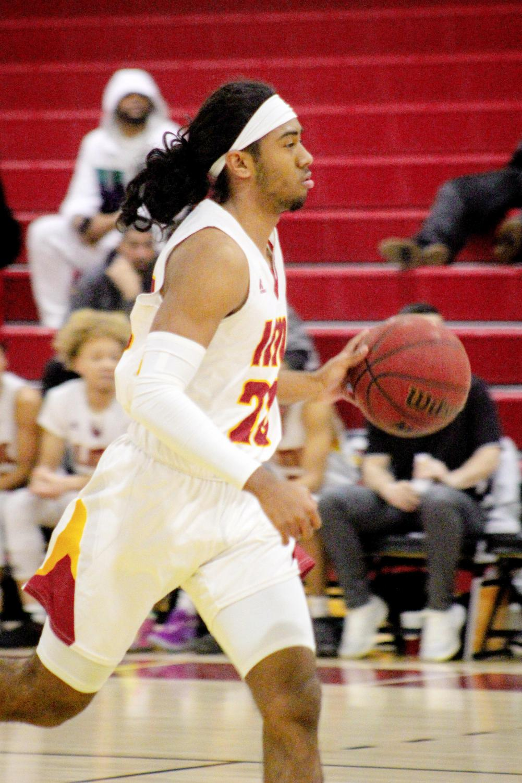 Raazhel Watkins will further his basketball career at CSU, Sacramento.