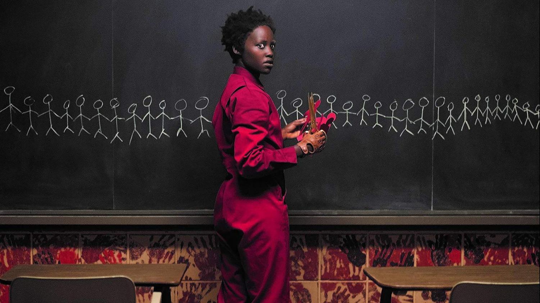 Lupita Nyong'o as Red.