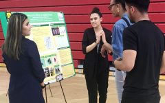 Stem majors present research