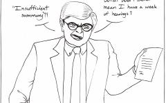 Editorial Cartoon 5/3/19
