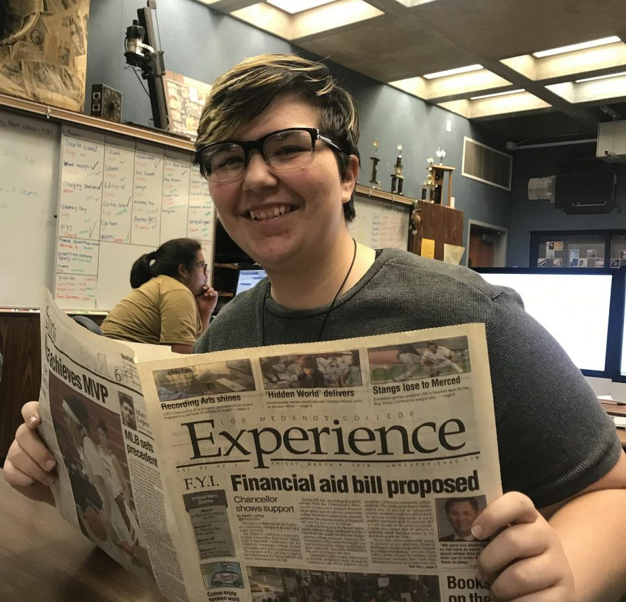 Experience – The student news site of Los Medanos College