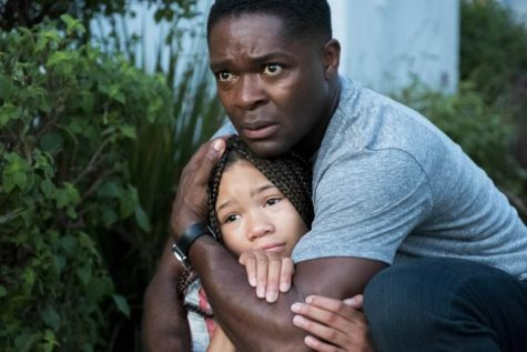 "Movie Summary: ""Don't Let Go,"" starring David Oyelowo and Storm Reid, was released on Aug. 30. Jack Radcliff (Oyelowo, right) receives a haunting phone call from his recently murdered niece Ashley (Reid). Jack, a detective, travels through time and technology to prevent Ashley's murder. The movie runs for 1 hour and 47 minutes and is rated R."