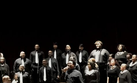 Fall choral concert moves audience