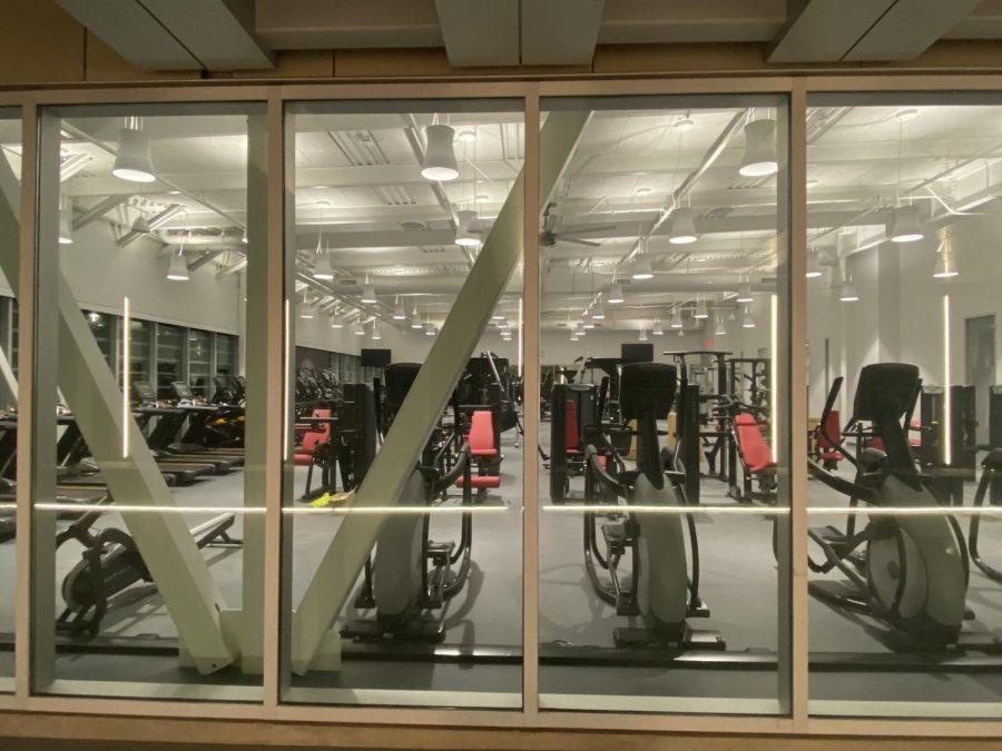 Front KAC gym