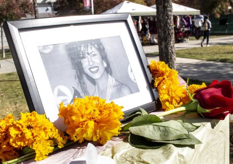 Singer and songwriter Selena Quintanilla-Pérez was celebrated at the event.