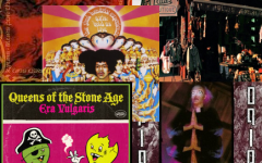 Top 5 - Random albums to check out during quarantine