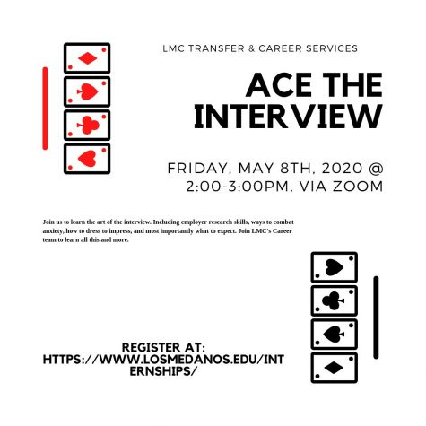 Transfer and Career Services host Zoom events