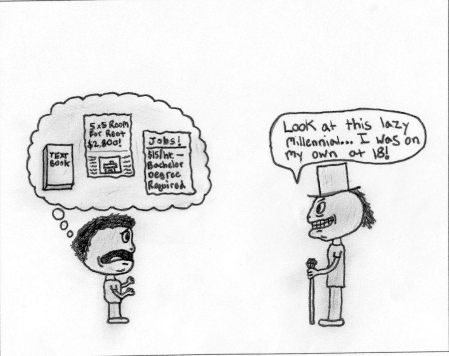 Editorial Cartoon - 2/21/20