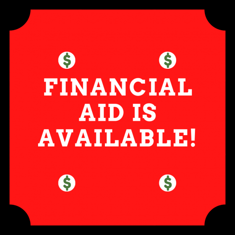 The Financial Aid Office is still here to help