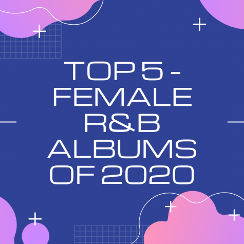 Top 5 - Female R&B albums of 2020