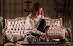 The Queens Gambit, starring Anya Tayler-Joy tells the story of Beth Harmon and her rise to fame in the world of chess.