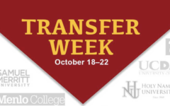 LMC Transfer Services is celebrating Transfer Week as colleges begin to open applications to students.