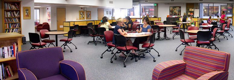 The Center for Academic Support has been assisting LMC students since 1999.